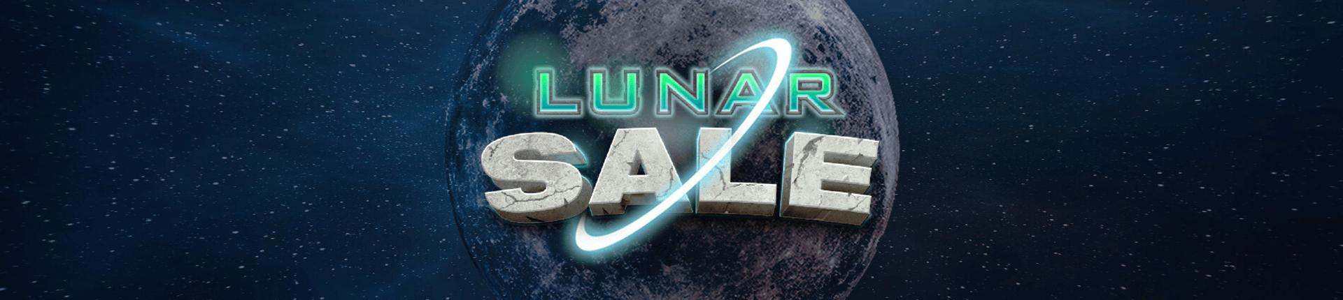 Lunar Sale 2020 - 25% OFF